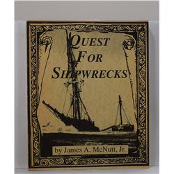 McNutt: Quest for Shipwrecks
