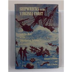 Pouliot: Shipwrecks on the Virginia Coast and the Men of the Life-Saving Service