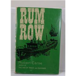 Carse: Rum Row