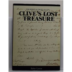 Allen: Clive's Lost Treasure