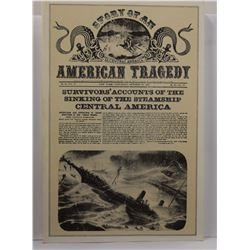Conrad: (Signed) Story of an American Tragedy: Survivor's Accounts of the Sinking of the Steamship C