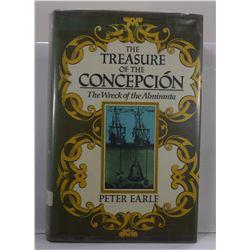 Earle: The Treasure of the Concepción: The Wreck of the Almiranta