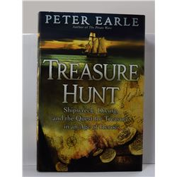 Earle: Treasure Hunt: Shipwreck, Diving, and the Quest for Treasure in an Age of Heroes