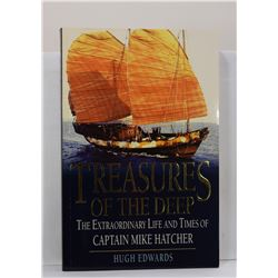 Edwards: Treasures of the Deep: The Extraordinary Life and Times of Captain Mike Hatcher