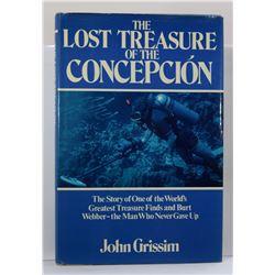 Grissim: The Lost Treasure of the Concepción