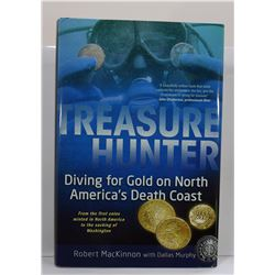MacKinnon: Treasure Hunter: Diving for Gold on North America's Death Coast