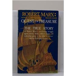 Marx: Robert Marx: Quest for Treasure