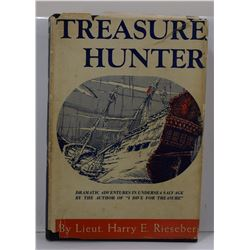 Rieseberg: Treasure Hunter: Dramatic Adventures in Undersea Salvage