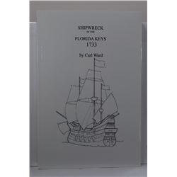 Ward: (Signed) Shipwreck in the Florida Keys 1733