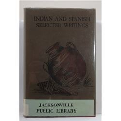 Goggin: Indian and Spanish Selected Writings