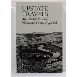 Haydon: Upstate Travels: British Views of Nineteenth-Century New York