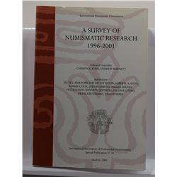 Alfaro: A Survey of Numismatic Research 1996-2001