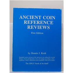 Kroh: Ancient Coin Reference Reviews