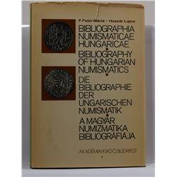 Mária: Bibliography of Hungarian Numismatics