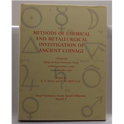 Hall: Methods of Chemical and Metallurgical Investigation of Ancient Coinage