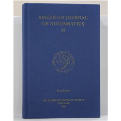 ANS: American Journal of Numismatics No. 28 Second Series
