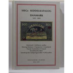 Flensborg: SIEGs Seddelkatalog Danmark 1695-2009