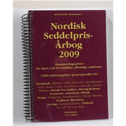 Mortensen: Nordisk Seddelpris-Årbog 2009