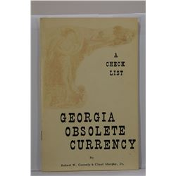 Cornely: Georgia Obsolete Currency