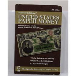 Cuhaj: Standard Catalog of United States Paper Money 2009 edition