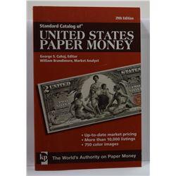 Cuhaj: Standard Catalog of United States Paper Money 2010 edition