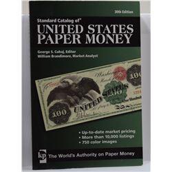 Cuhaj: Standard Catalog of United States Paper Money 2011 edition