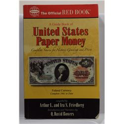 Friedberg: A Guide Book of United States Paper Money