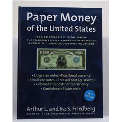 Friedberg: Paper Money of the United States