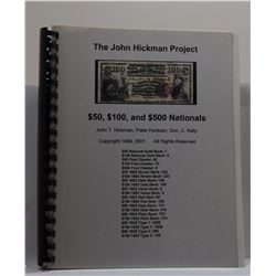 Hickman: The John Hickman Project: Lot of 8 books