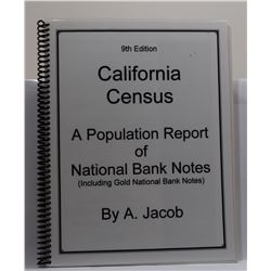 Jacob: California Census: A Population Report of National Bank Notes