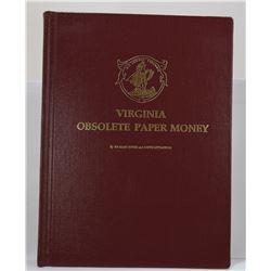Jones: (Signed) Virginia Obsolete Paper Money