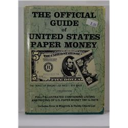 Kemm: The Official Guide of United States Paper Money