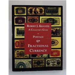 Kravitz: A Collector's Guide to Postage & Fractional Currency: The Pocket Change of the Union Army