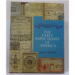 Newman: The Early Paper Money of America