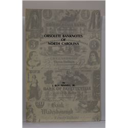 Pennell: Obsolete Banknotes of North Carolina