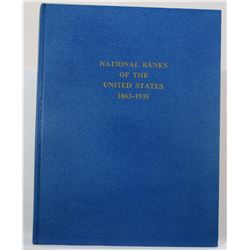 Ramsey: National Banks of the United States 1863-1935
