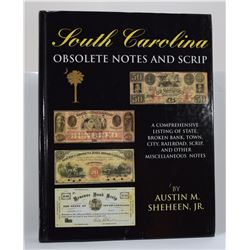 Sheenan Jr.: South Carolina Obsolete Notes and Scrip