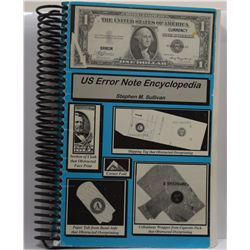 Sullivan: U.S. Error Note Encyclopedia