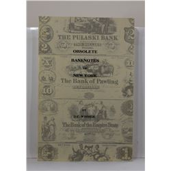 Wismer: Obsolete Banknotes of New York