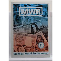 Mehilba: Mehilba World Replacement