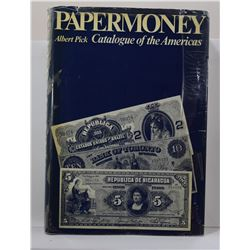 Pick: Paper Money: Catalogue of the Americas