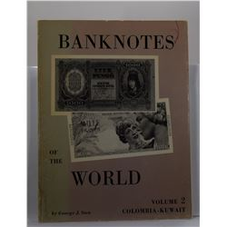Sten: Banknotes of the World Volume 2: Colombia-Kuwait