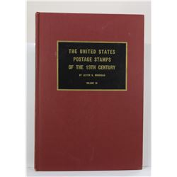 Brookman: The United States Postage Stamps of the 19th Century Volume III