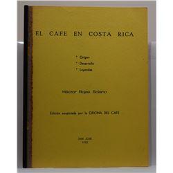 Solano: (Signed) El Café en Costa Rica