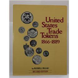 Rulau: United States Trade Tokens 1866-1889