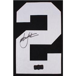 Christian Laettner Signed Duke Jersey Number #2 (Radtke COA)
