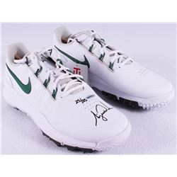 """Tiger Woods Signed New Pair of Nike """"TW"""" Golf Shoes Limited Edition #25/25 (UDA COA)"""