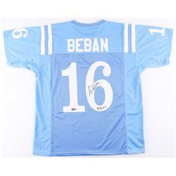 "Gary Beban Signed UCLA Jersey Inscribed ""67 Heisman"" (Radtke COA)"