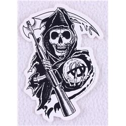 """""""Sons Of Anarchy"""" Reaper Sticker"""