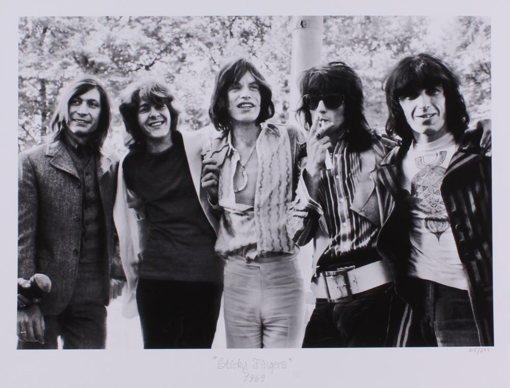 The Hulton Archive - Rolling Stones
